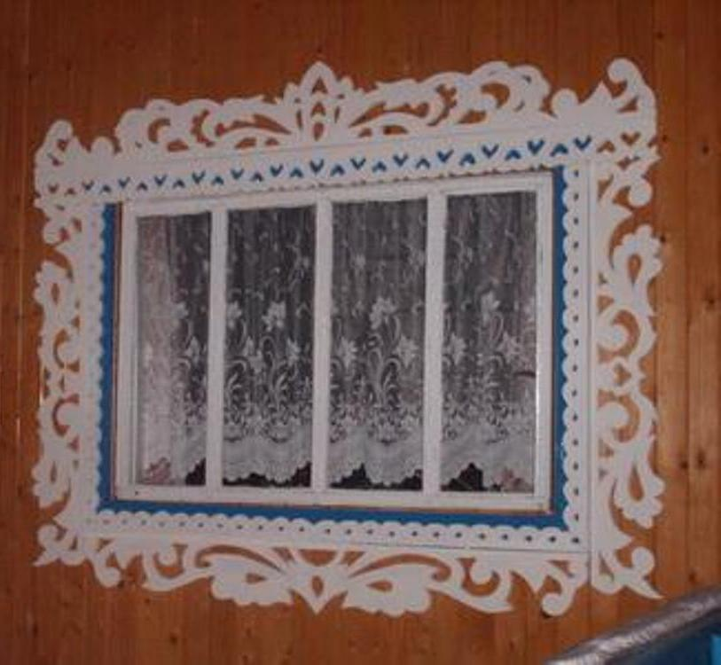 Наличники на окна деревянные своими руками